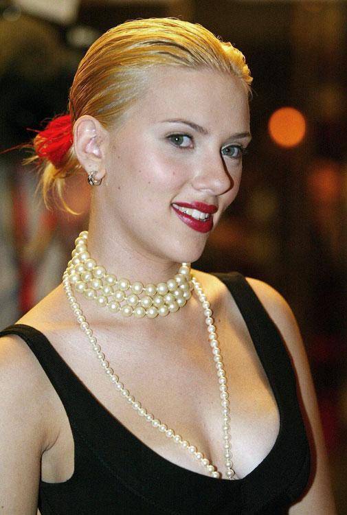 Scarlett Johansson: Det ender galt - frontrow.dk