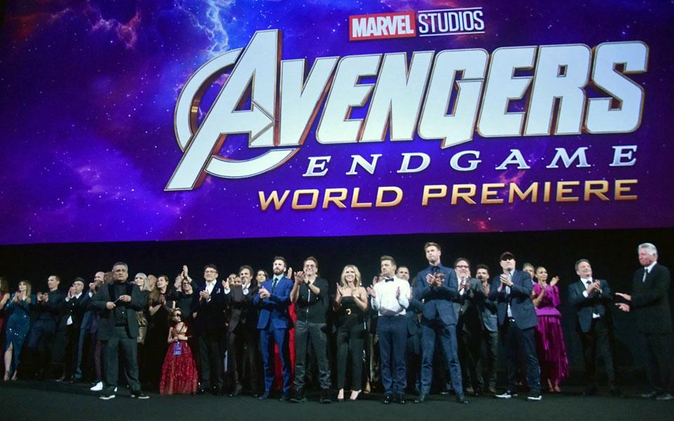 Avengers Endgame sætter rekord - frontrow.dk